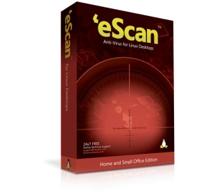 eScan Anty-Virus Linux
