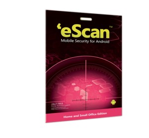 eScan Mobile Security for Android 3 lata