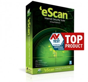 eScan Internet Security Suite 1 rok BOX